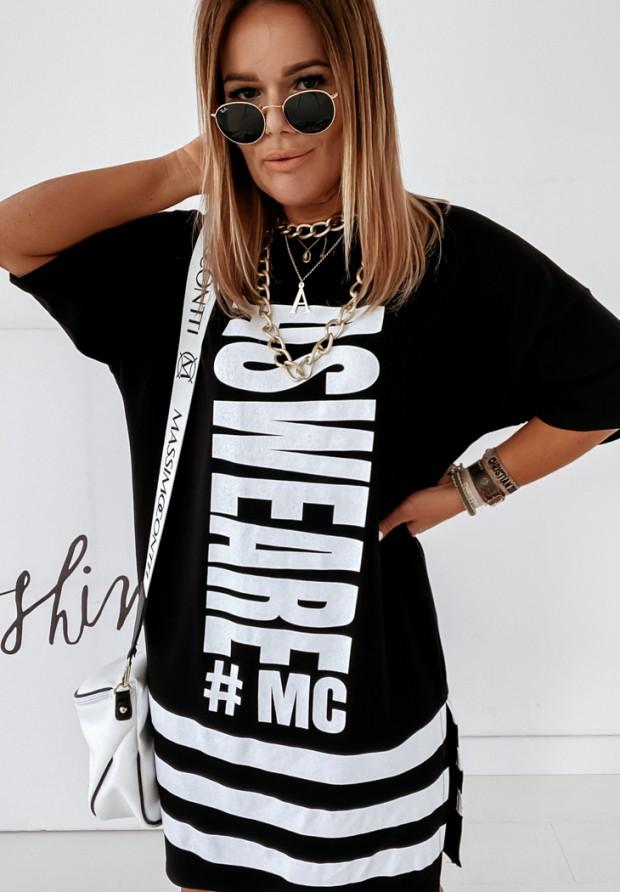 Sukienka Tunika MC Moreliana Black