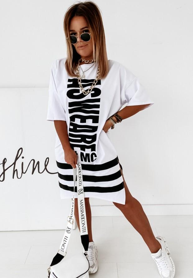 Sukienka Tunika MC Moreliana White