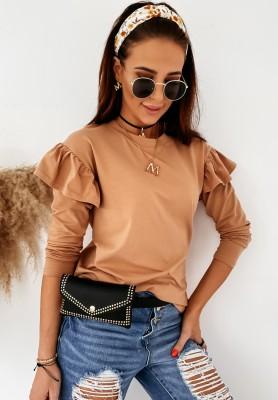 Bluzka Adravia Camel
