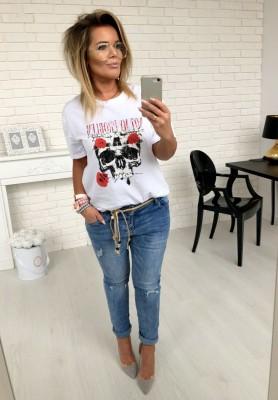 18331 Spodnie Jeans Pappai