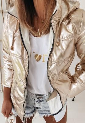 Kurtka Scilla Gold