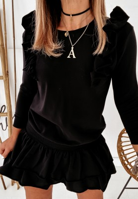 Komplet Aurala Black