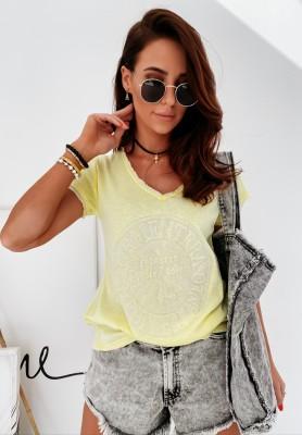 T-shirt Encantes Yellow