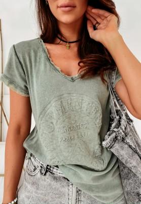 T-shirt Encantes Khaki
