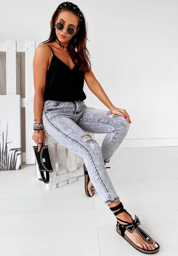Spodnie Rust Grey