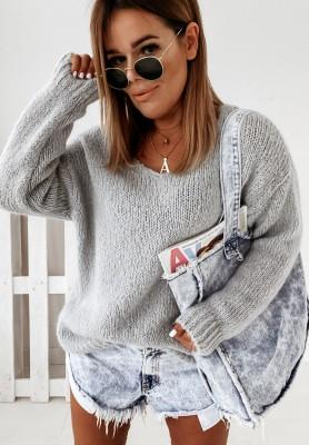 Sweter Roxanne Grey