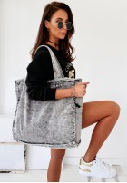 Torebka Bristol Premium Grey