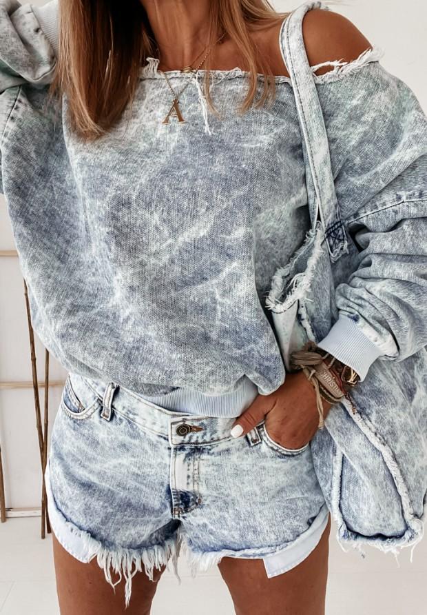 Bluza Gosh Premium Light Jeans