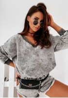 Bluza Ranava Premium Dark Grey