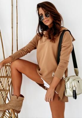 Bluza Assabel Camel