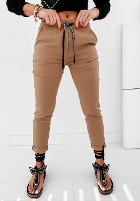 Spodnie Harwinton Camel