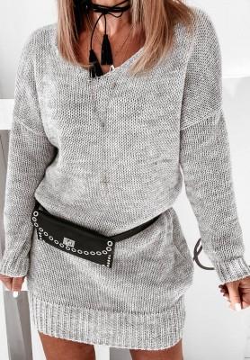 Sweter Sukienka  Lorien Grey