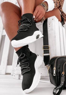 Adidasy Leyton Black