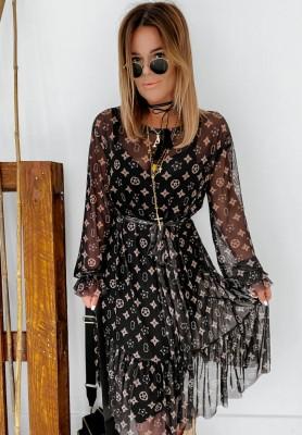 Sukienka Laren Lou Black