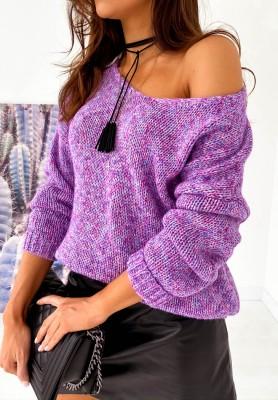 Sweter Silissa Violet