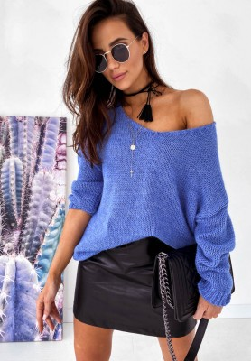Sweter Silissa Blue