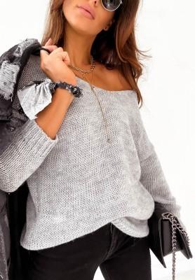 Sweter Silissa Grey