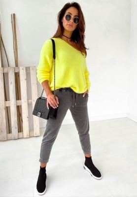 Spodnie Welinni Grey
