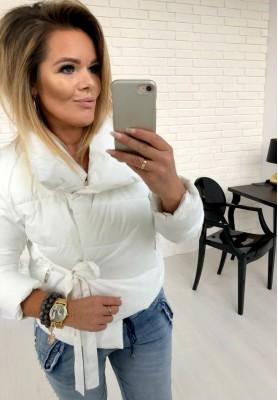 Kurtka Miko White