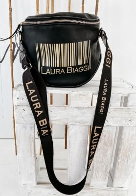 Torebka Barcode Black