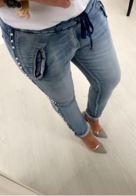 517 Spodnie Jeans Luxurry