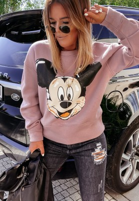 Bluza Mickey Wrzos
