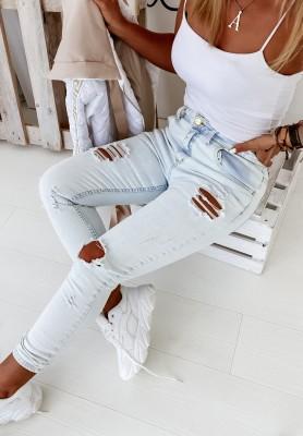 Spodnie Jeans O'la Voga Blue