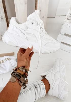 Adidasy Lund White