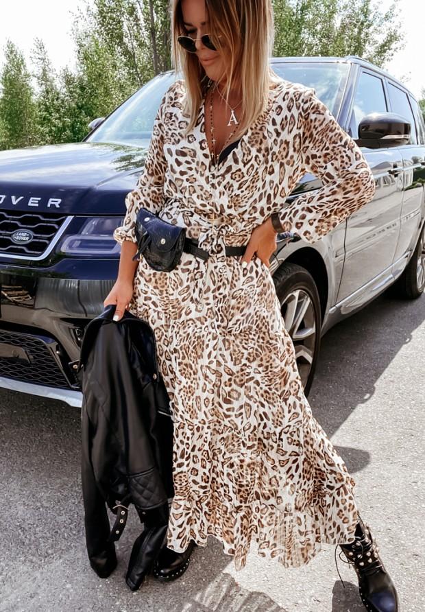 Sukienka Borneo Panter