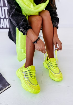 Adidasy Net Lime