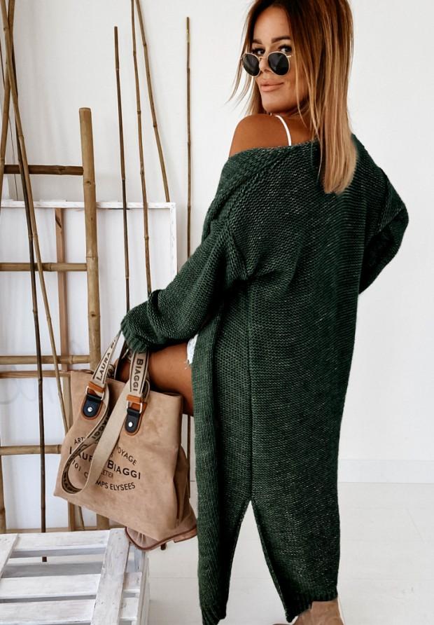 Sweter Kardigan Nancy Khaki