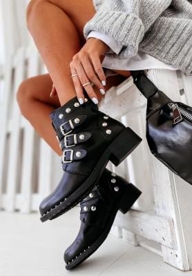 Botki Lofia Black