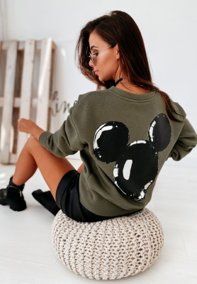 Bluza Mickey O'la Voga Khaki