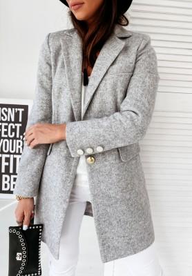 Płaszcz Gomez Grey