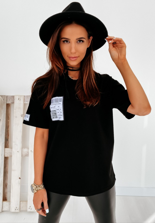 T-shirt Bloggers Black