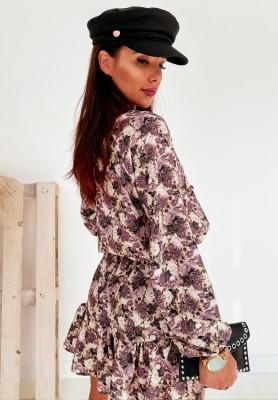 Sukienka Olney Flowers Violet