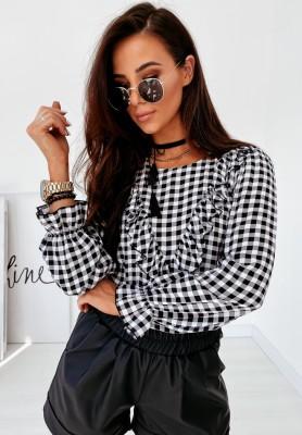 Koszula Krata Estorill Black&White