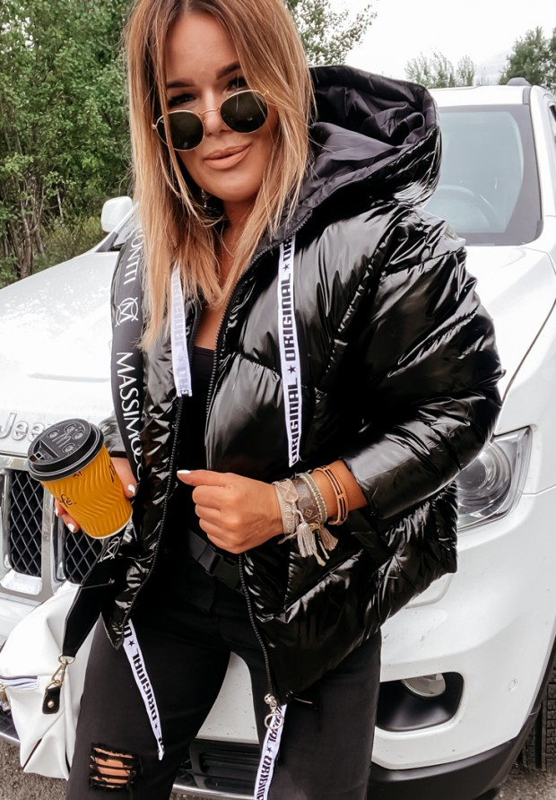 Kurtka Miniority Black