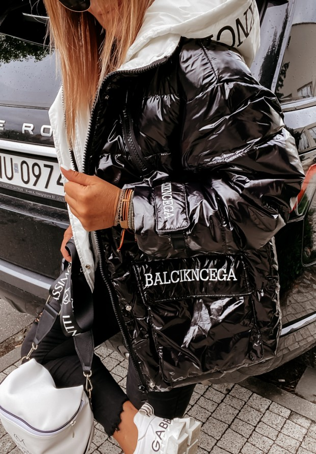 Kurtka Parka Baltic Black