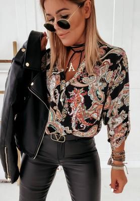 Koszula Oriental Black