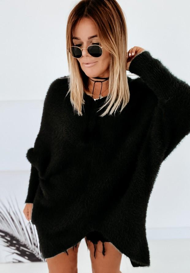 Sweter Alpaka Erica Black