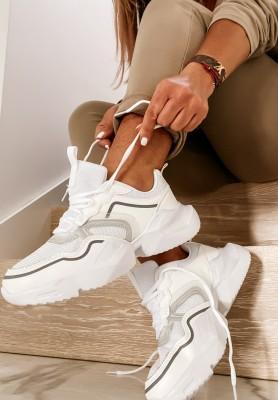 Adidasy Vesime White