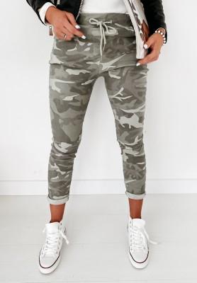 Spodnie Fezza Moro Khaki