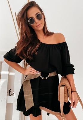 Sukienka Hiszpanka Asena Black