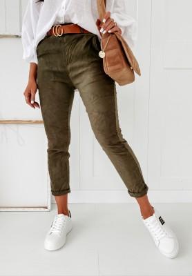 Spodnie Dafii Khaki