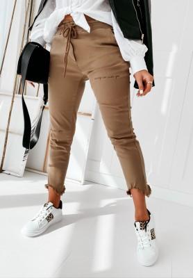 Spodnie Always Camel