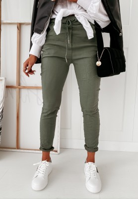 Spodnie Feride Khaki