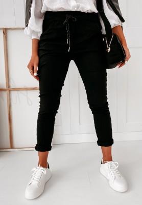 Spodnie Feride Black