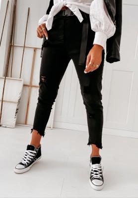 Spodnie Willis Black