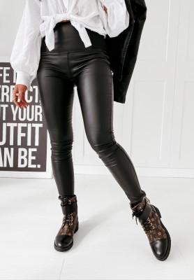 Spodnie Woskowane Erem Black